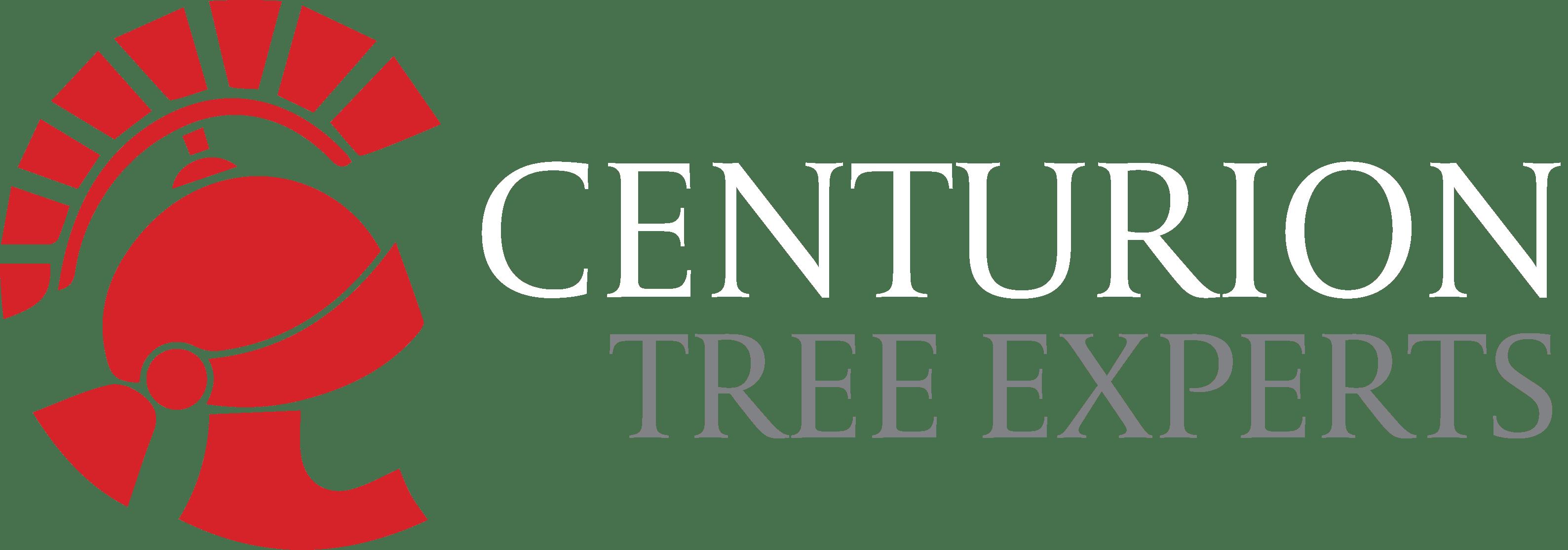 Centurion tree service logo - transparent