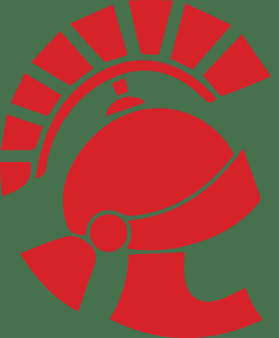 Centurion Tree Service logo - helmet
